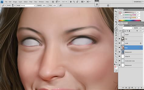 tutorial photoshop painting painting eyes in photoshop photoshop creative