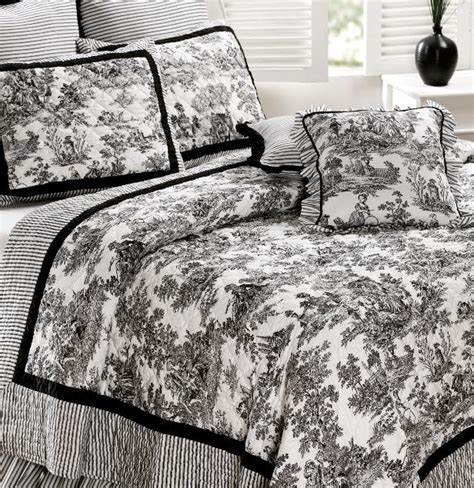 toile de jouy bed linen top 32 ideas about black toile on china