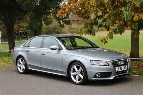 Audi A4 S Line 2009 by Used 2009 Audi A4 Tfsi S Line For Sale In Middlesex
