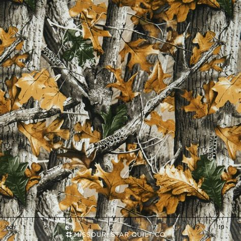 Realtree Quilting Fabric by Realtree Oak Camo Print Yardage Realtree Licensed