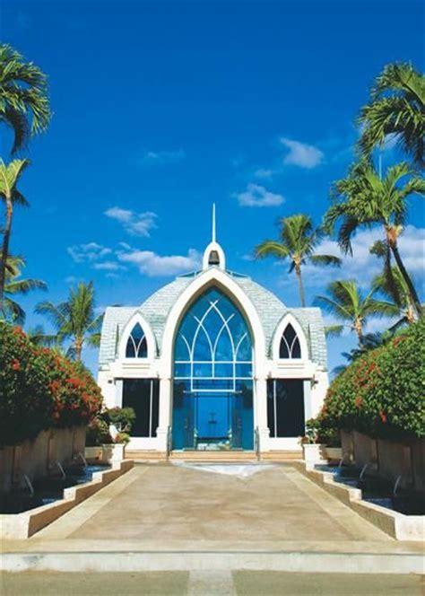 8 wedding chapels by sea
