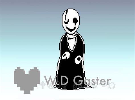 wd gaster  smash bros lawl origin wiki fandom