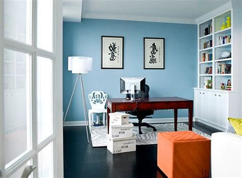 office color best blue office color scheme home design 431