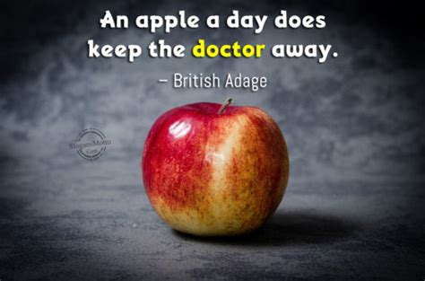 Apple A Day Keeps The Doctor Away Essay by An Apple A Day Keeps The Doctor Away Essay