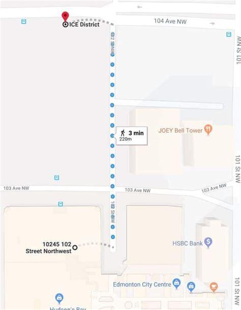 102nd Street Parkade Edmonton Parking Guide