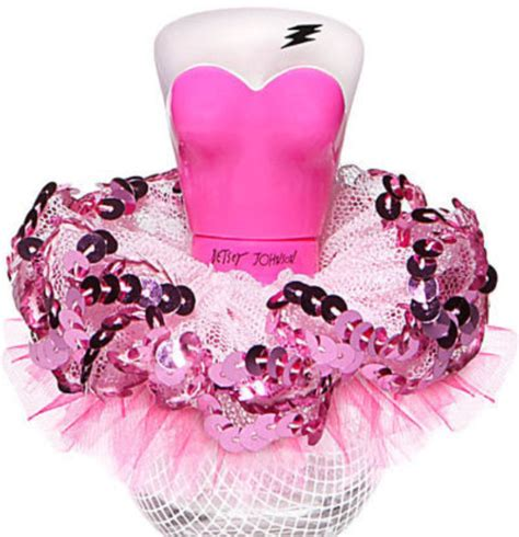 Betsey Johnson Parfum by Betsey Johnson Perfume Pretty Edt 1 7oz Fragrance