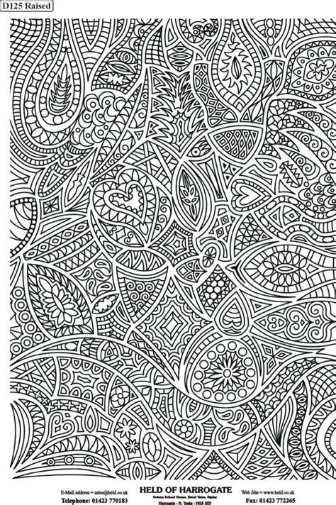 doodle co uk d125 raised texture doodles a4 held of harrogate