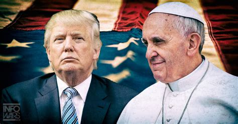 trump pope francis pope francis says donald trump is not christian 187 alex