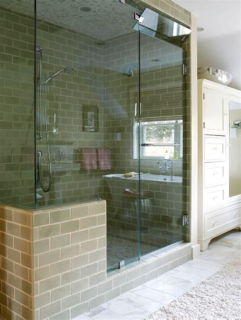 In The Shower by 10 Walk In Shower Design Ideas That Can Put Your Bathroom