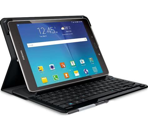 Keyboard Tablet Samsung logitech samsung galaxy tab s 10 quot keyboard black deals pc world