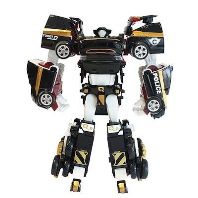 Tobot Quatran Quadrant qoo10 tobot quatran black toys