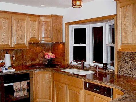 kitchen bay window homes decorate