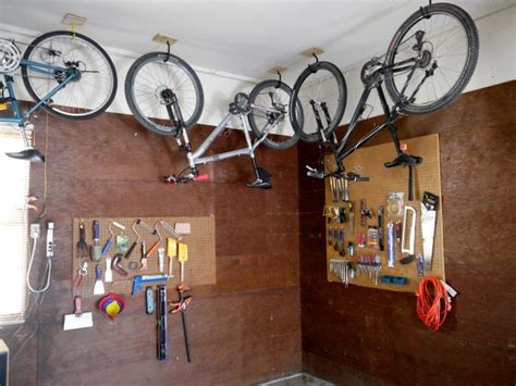 hang bike from ceiling hang your bike from ceiling