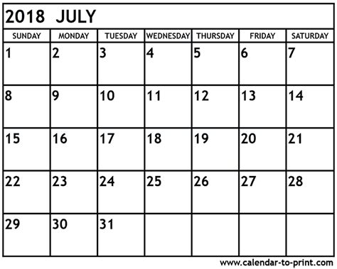 printable calendars vertex42 july 2018 printable calendar 2018 calendar printable