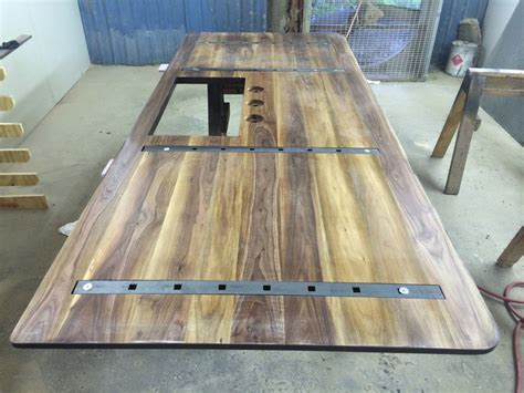 Wood Countertop Supports Support Bars For Your Wood Countertop J Aaron