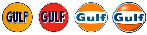 gulf oil logo gulf oil station on thruway developing lafayette