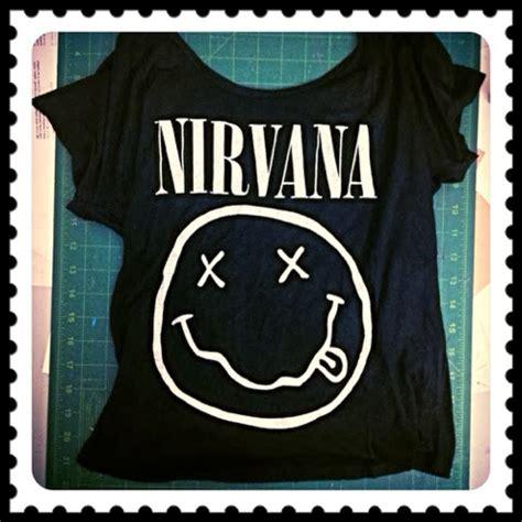 Nirvana 02 Raglan refashion co op nirvana t dress