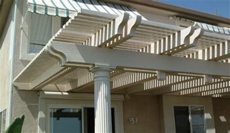 Patio Covers Galt Ca Patio Covers Lattice Roofs In Galt Ca California Shade