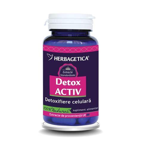 Detox Medicament by Spiterie Ro Farmacie
