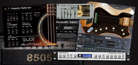 best instrument vst plugins 8 free guitar bass vst plugins for fl studio