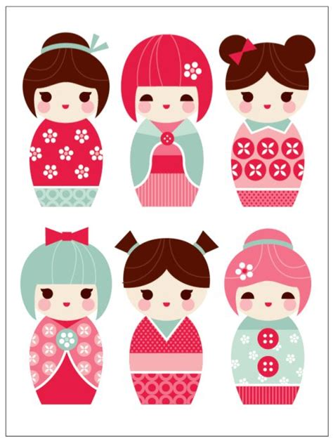 h n y china dolls china doll clipart 33