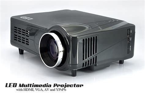 Proyektor Plus Tv Tuner led 1080p multimedia projector with analog tv tuner tak