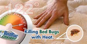 What Does A Bed Bug Bite Look Like Bedbug Chasers Bed Bug Heat Treatment Killing Bed Bugs