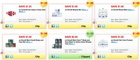 weis printable grocery coupons weis new ecoupons caress dove more ftm