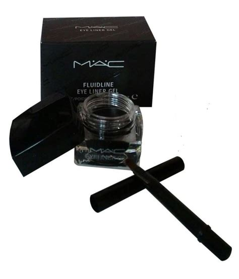 Mac Eyeliner Gel Mac Eye Liner Gel mac gel eyeliner fluidline 5 5 gm buy mac gel eyeliner