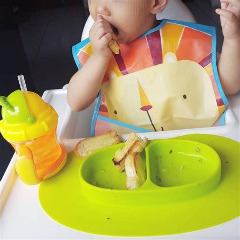 Bib Karakterclemek Makan Bayialas Baju Bayi Saat Makan jual nuby catch all bib celemek makan bayi aman lucu mungsiji