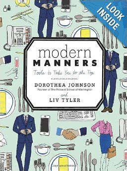 modern manners best etiquette book book on manners