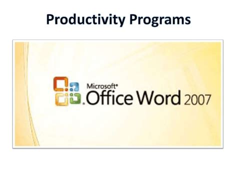 Word Office 2007 Microsoft Word 2007