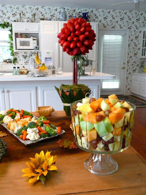 Bridal Shower Food Table by Fall Bridal Shower Food Table Wedding Stuff