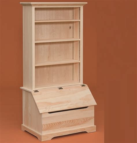 Box Bookcase Toy Box With Bookcase Storage