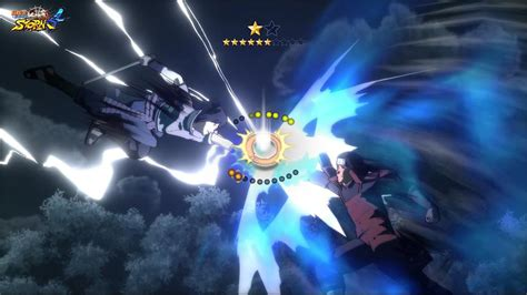 naruto shippuden ultimate ninja storm  screenshots show  story timeline  sasuke battles