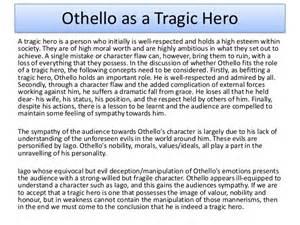 Othello As A Tragic Essay othello as a tragic