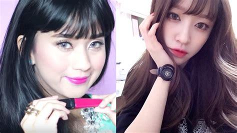 tutorial makeup hani exid exid hani ah yeah inspired makeup tutorial youtube