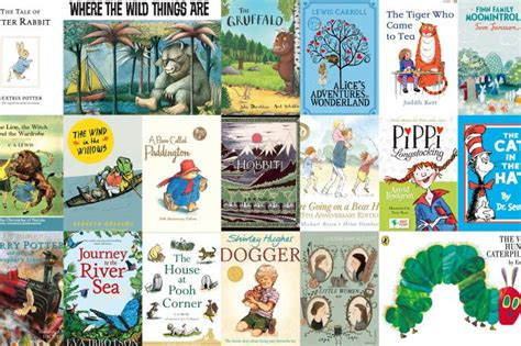 popular picture book authors britain s favourite children s books the times the