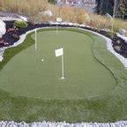 golf  putting greens  artificial grass