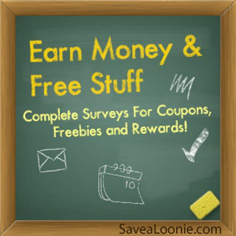 Canadian Surveys For Money - earn money free stuff canadian survey sites