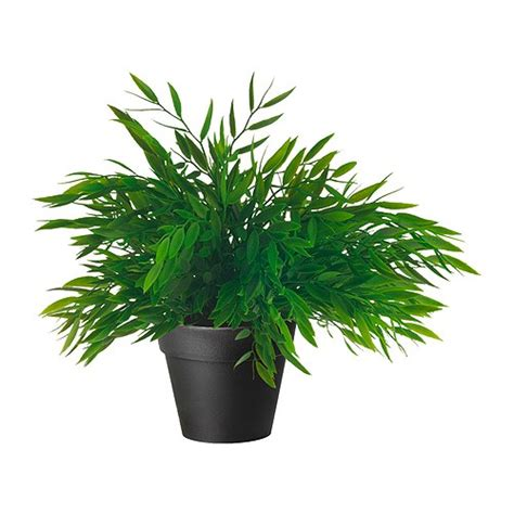 fejka artificial potted plant ikea