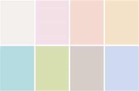 pastel colours what are pastel colours