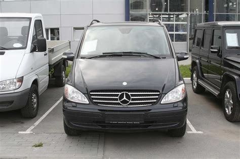 2007 mercedes viano pictures information and specs