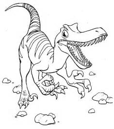 dino pictures az coloring pages