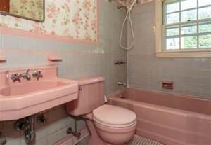 Cheap Bathtub Faucets 1950 S Pink Bathroom Challenge