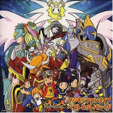 Digimon Frontier digimon frontier images digimon frontier wallpaper and background photos 25789355