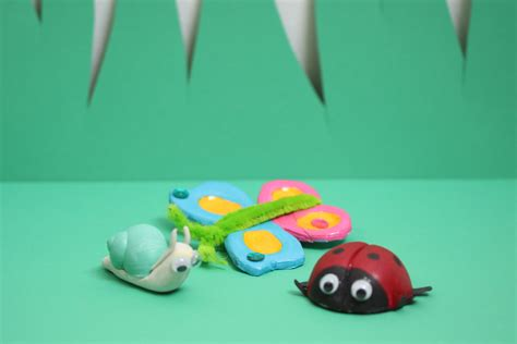 air clay projects crafts how to make air clay bugs hobbycraft
