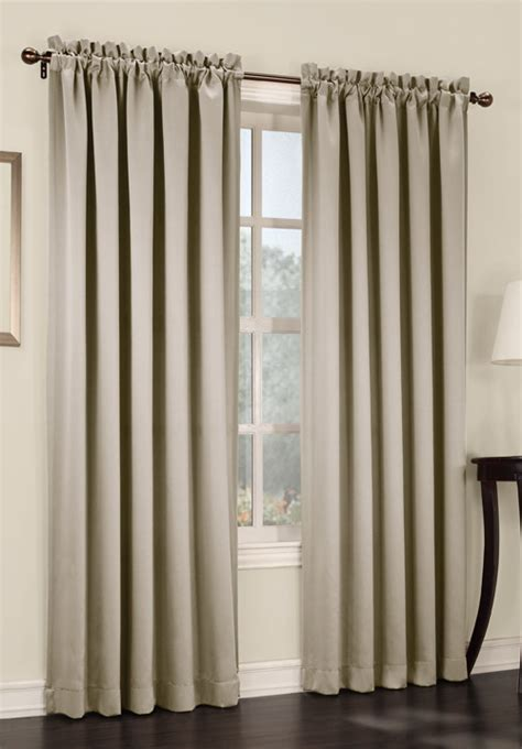 Taupe Color Curtains S Lichtenberg Room Darkening Panel Taupe View All Curtains