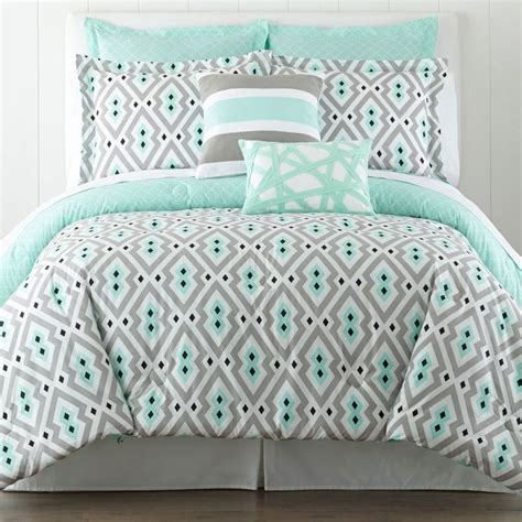 jcpenney bedding jcpenney happy chic by jonathan adler nina comforter set