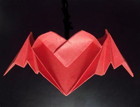 With Wings Origami - origami origami winged tutorial henry ph 225 186 161 m